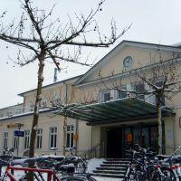 Bahnhof Lüneburg / Railway station Lüneburg, Лунебург