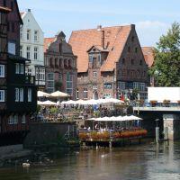 Lüneburg am Stint, Лунебург