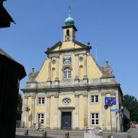 Lüneburg altes Kaufhaus -Feuerwehrsitz bis 2008-, Лунебург