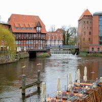 Lüneburg, Lower Saxony, Germany, Лунебург