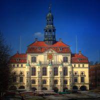 Lüneburger Rathaus, built 1230, Лунебург