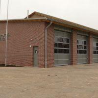 Lüneburg - das neue Feuerwehrgebäude -, Лунебург