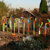 Lüneburg - Schrebergarten am Kreidebergsee - Bringt Farbe in den Garten -, Лунебург