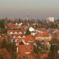 Lüneburg - Blick vom Kalk- zum Kreideberg -, Лунебург