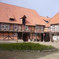 Kloster Lüne - Gebäude aus dem 15. - 16. Jahrhundert, Лунебург