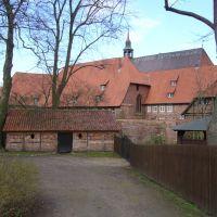 Hinter der Mauer:  Das Kloster Lüne, Лунебург
