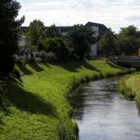 Vechte, Blickrichtung Stadtring, Нордхорн