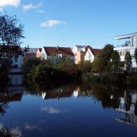 """Klein Venedig"" (ehem. Povel Gelände), Нордхорн"