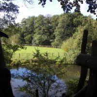 Vechte Altarm im Tierpark Nordhorn, Нордхорн