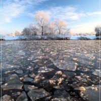 ... broken ice ..., Олденбург