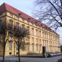 Schloss Osnabrück vom Schlossgarten, Оснабрюк