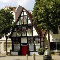 Vitihof in der Altstadt von Osnabrück, Оснабрюк