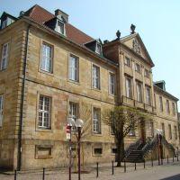 Osnabrück ( Bischöfliche Kanzlei,erbaut:1782 - 1785  )  Hasestraße. April 2011, Оснабрюк