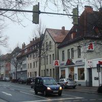 Оснабрик / Sutthauser Straße - Osnabrück, Оснабрюк