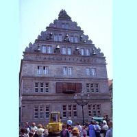 Hochzeitshaus -  1988 EL MASNOU(BARCELONA) A NORDKAPP AMB VESPINO (CICLOMOTOR-MOPED-MOFA), Хамельн
