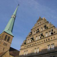 Hameln - Marktkirche und Hochzeitshaus, Хамельн
