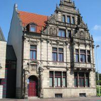 Ehemaliges Reichsbank-Gebäude in Hameln, Kastanienwall, Хамельн