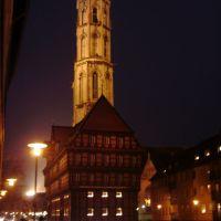 Sankt Andreas mit rekonstruierter alter Waage, Брауншвейг