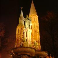 Heinrich der Löwe, und seine Katharinenkirche, Брауншвейг