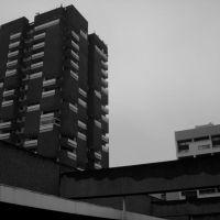 Hochhäuser am Bahnhof, Брауншвейг