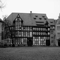 Hunneborstelsches Haus am Burgplatz, Брауншвейг