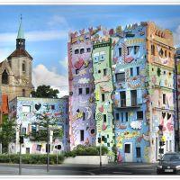 Braunschweig - Germany  - Rizzi Haus - Happy Rizzi House, Брауншвейг