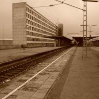 Bahnsteig 1, Брауншвейг