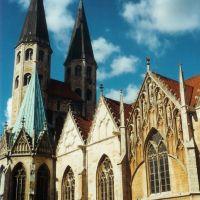 Braunschweig, Evgl. St. Martinikirche, Брауншвейг