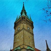 Braunschweig Rathaus, Брауншвейг