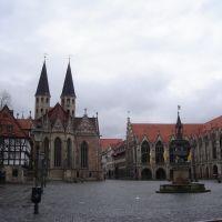 Braunschweig, Altstadtmarkt, Брауншвейг