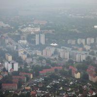 Luftaufnahme | Salzgitter City | Innenstadt, Salzgitter