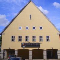 Germany, Salzgitter-Lebenstedt, Hotel am See, ehemals Parkhotel, Salzgitter