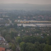 Luftaufnahme | Konrad-Adenauer-Straße | Max Bahr | Salzgitter, Salzgitter