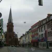 T - Heilig Kreuz Kirche, Бад-Крейцнах