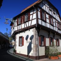 Faust Haus, Бад-Крейцнах