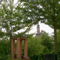 T - Turm der Pauluskirche, Бад-Крейцнах