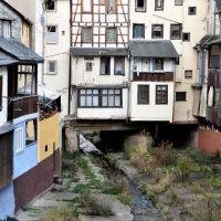 Bad Kreuznach. Gerberviertel. Ein bischen Toskana & Vendig., Бад-Крейцнах