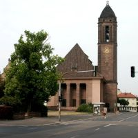 Lutherkirche -2-, Вормс