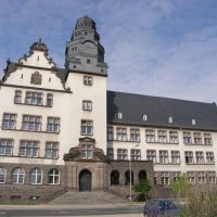 Ernst-Ludwig-Schule, Worms, Deutschland, Вормс