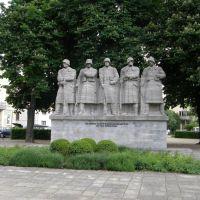 Kriegerdenkmal, Worms, Deutschland, Вормс