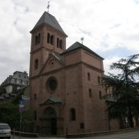 Kath. Kirche St Martin, Worms, Deutschland, Вормс