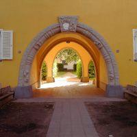 Tor zum Innenhof, Вормс