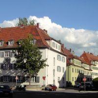 Haus Ecke Bebelstraße - Thomasstraße, Вормс