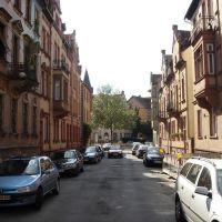 Zornstraße, Вормс