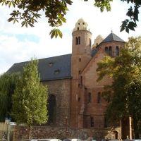Pauluskirche, Вормс