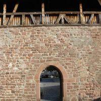 Durchlass in Stadtmauer, Вормс