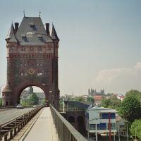 Worms / Nibelungenbrücke, Вормс