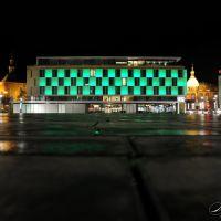 Der Stiftsplatz bei Nacht, Кайзерслаутерн