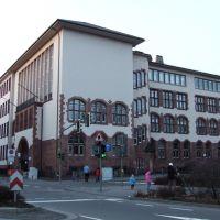 Kaiserslautern - Burggymnasium, Кайзерслаутерн