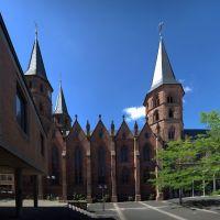 Innenhof Stiftskirche, Кайзерслаутерн